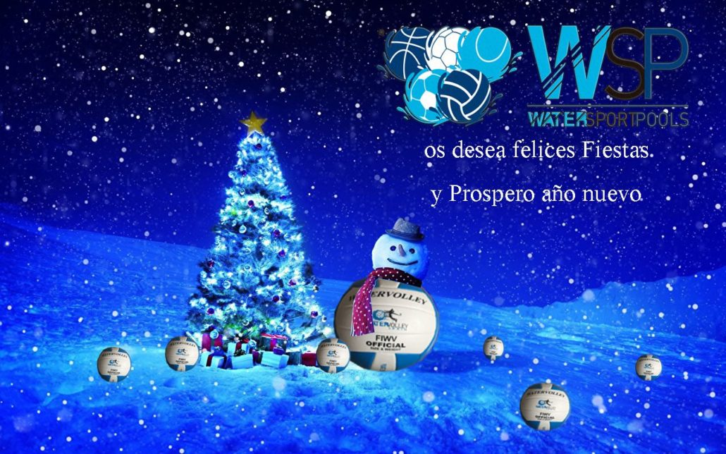 Felices Fiestas WaterSport Pools