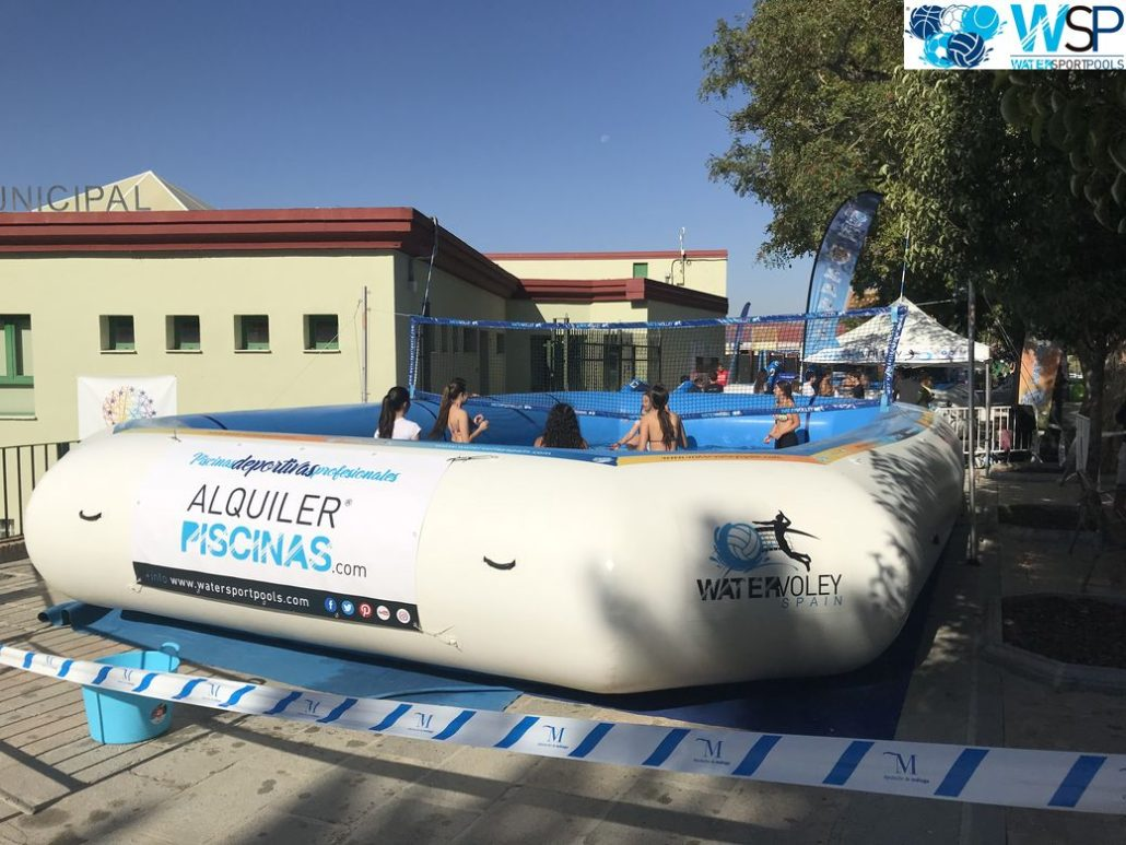 Crea tu evento con Watervolley Spain®