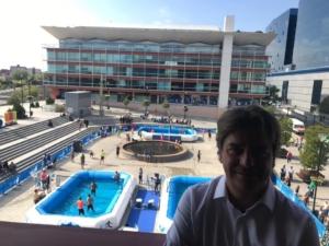 Alquila tu piscina y crea tu evento con una empresa líder del sector WSP®