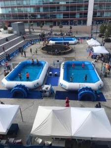 Alquila tu piscina y da forma a tu evento con WSP®