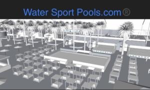 entrono deportivo profesional adaptado para la pracita de deportes con piscnas