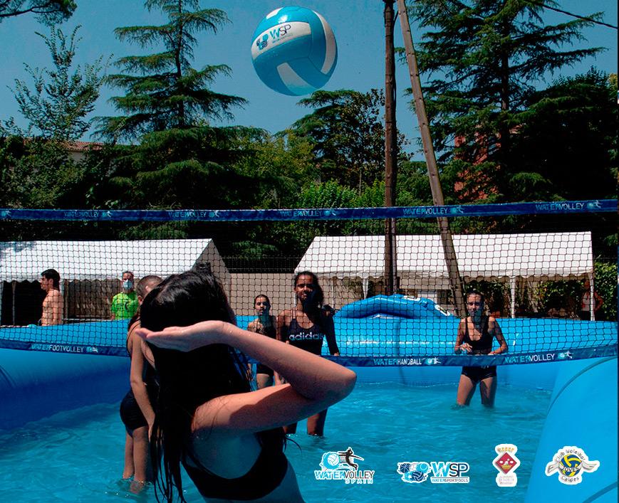 Torneo Watervoley Caldes de Malavella - watersportpools
